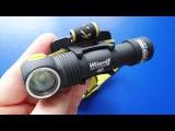 ЗВЕРЮГА! 2300 Люмен в налобнике! Тест+ обзор Armytek Wizard Pro Magnet USB
