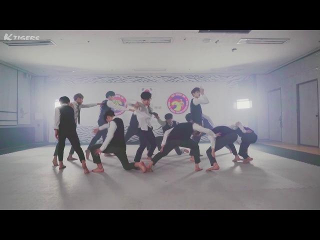 THE BOYZ 더보이즈 - Boy(소년) K-Tigers ver.