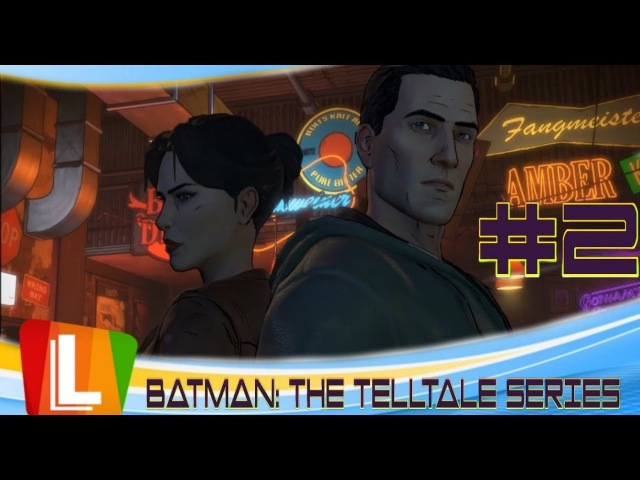 Batman:The Telltale Series:Эпизод 2-Дети Аркхема.