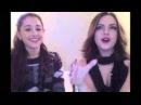 Liz Gillies Ariana Grande The Question Game