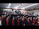 Хипократова клетва на випуск 2014 на Медицинския факултет на Тракийския университет