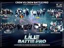 Gamblers vs East Side Bboys | Lille Battle Pro 2018