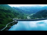 Gorgeous Val Formazza valley in Italy - Drone Footage
