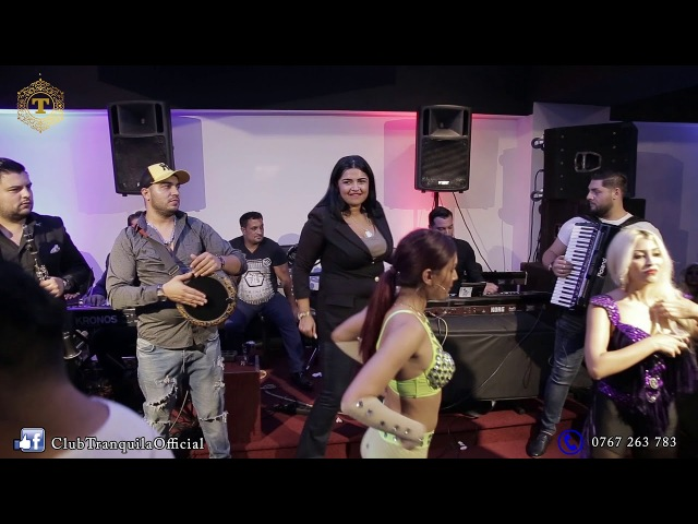 RALUCA DRAGOI - REGINA DIN MAROC LIVE 2017 @ La Club Tranquila
