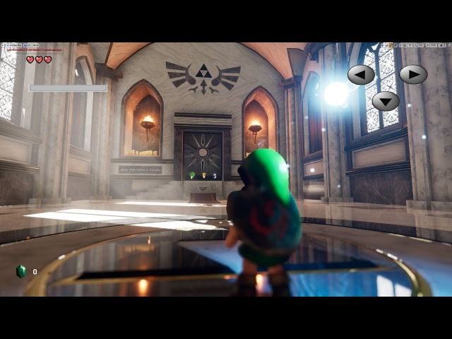 Unreal Engine 4 [4.19] Zelda Ocarina Of Time / Temple of Time HD Download link