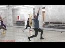 Свинг как один из принципов джаз танца, его суть. Педагог класса - Леонид Глухов.