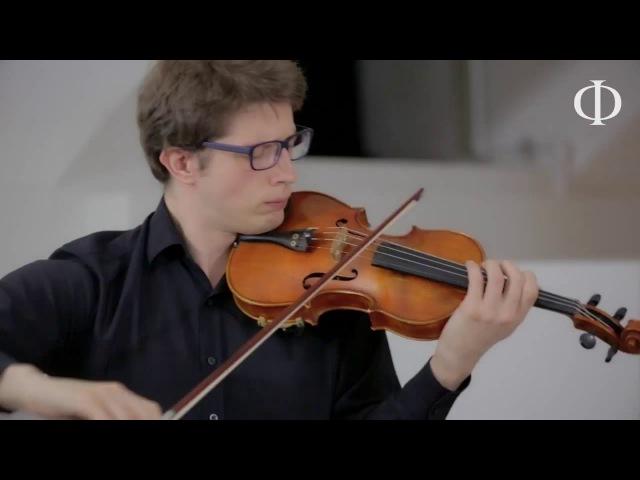 Моцарт. Соната для скрипки и фортепиано e-moll K. 304