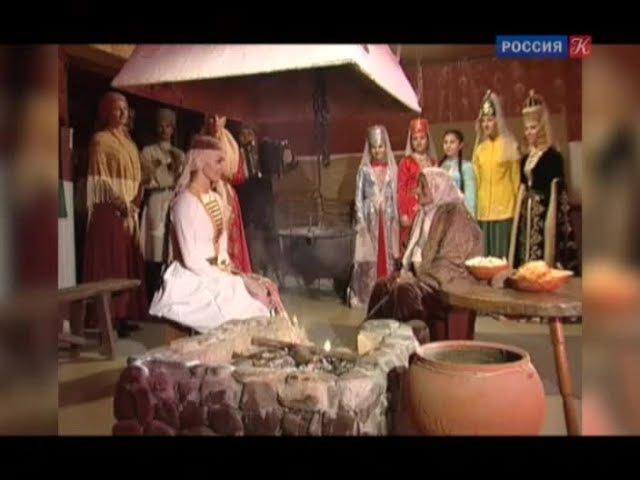 Семейный очаг адыгов Россия любовь моя Телеканал Культура