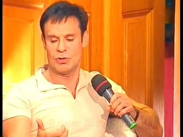 Ефим Шифрин Приют комедиантов Театральные партнёры 13.08.2010 г.
