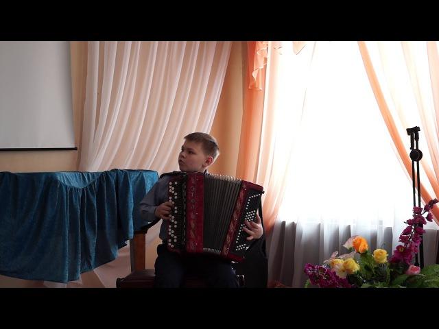 Смирнов Иван Вальс из спектакля Банкрот Р. Бажилин