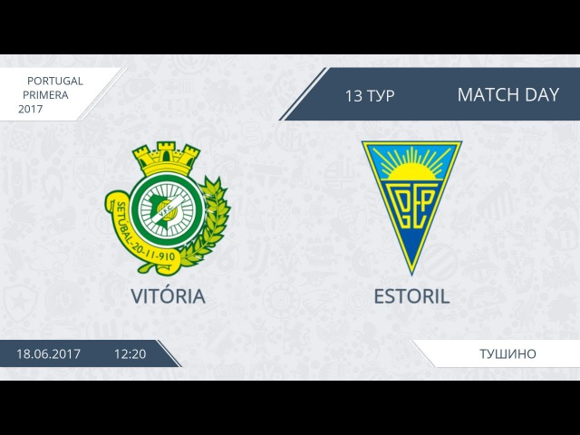 AFL17. Portugal. Primera. Day 13. Vitoria - Estoril