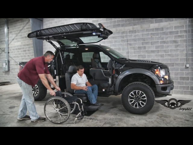 Incredible Innovation to Help People - WHEELCHAIR ACCESSIBLE 2018