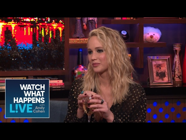 Luann De Lesseps And Bethenny Frankel Surprise Jennifer Lawrence RHONY WWHL