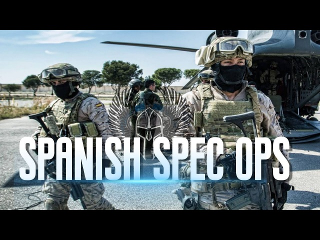Spanish Special Ops -