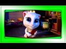 Кошка АНЖЕЛА и маленькая говорящая Анджела Игры Для Девочек Мультфильмы Для Дет...