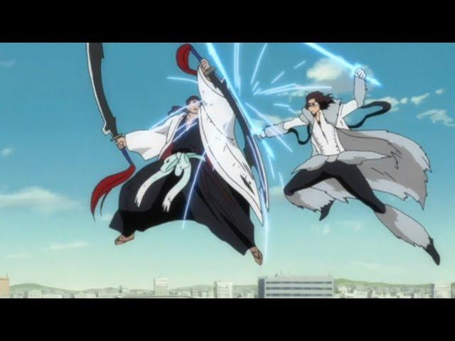 Kyoraku vs Stark - Bleach [Full Fight] | English Sub (60 fps HD) » Freewka.com - Смотреть онлайн в хорощем качестве