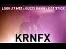 Look At Me! x Gucci Gang x Dat $tick - XXXTENTACION, Lil Pump Rich Brian (Beatbox Cover by KRNFX)