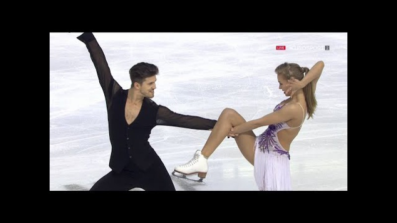 Aleksandra Stepanova | Ivan Bukin SD 2017 Grand Prix France