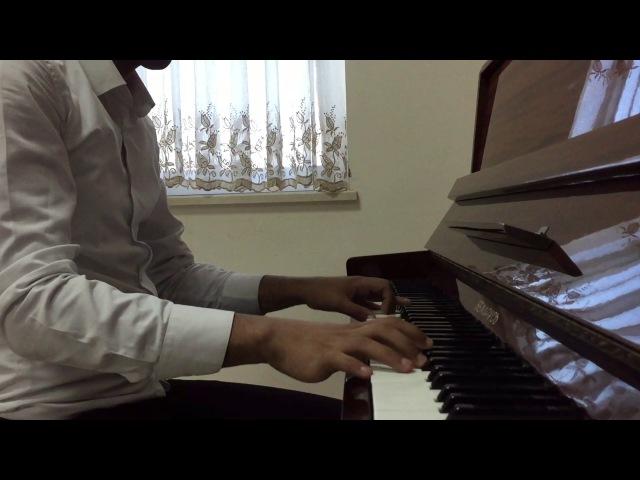Королек птичка певчая Çalı Kuşu soundtrack piano version