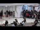 180210 Второй баскин-ивент 'Full Moon' в COEX Mall (Sleep-walking)
