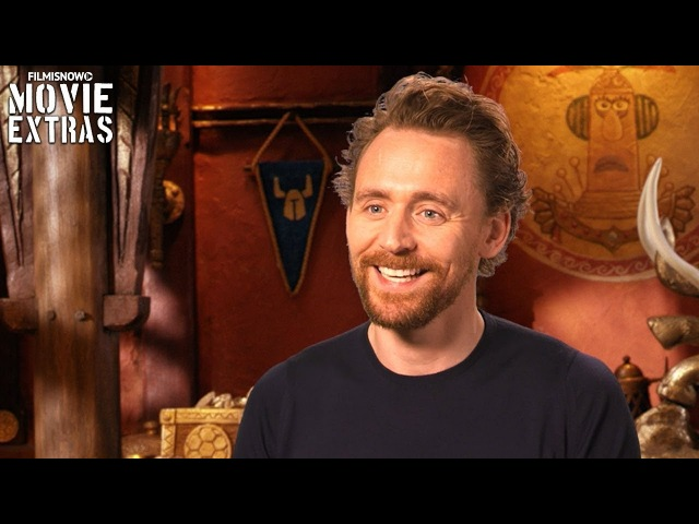 Early Man   On-set visit with Tom Hiddleston Lord Nooth