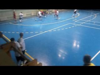 Шахтерская Дивизия - ФК Сепар второй тайм ( первая часть )