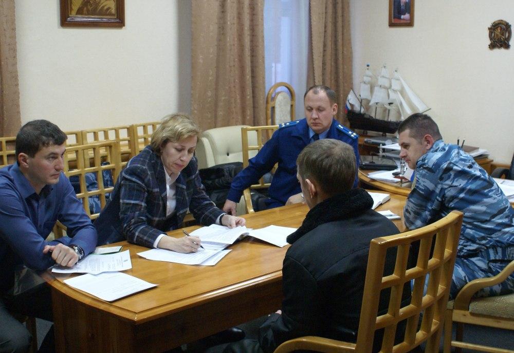 Прокуратура нашла нарушения в томской колонии № 3