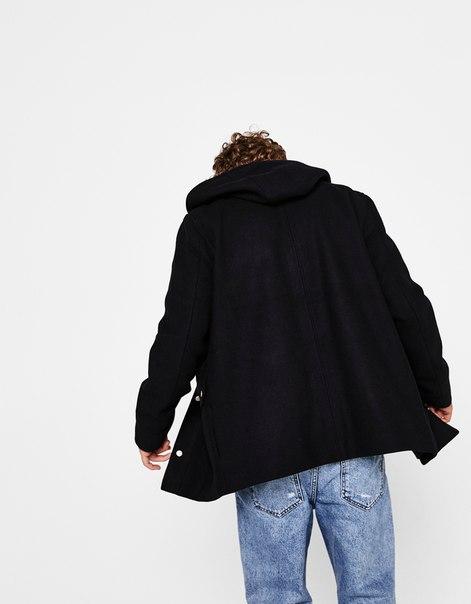 Куртка-парка из сукна
