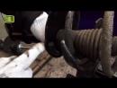 Школа ремонта TRIALLI - передние амортизаторы на Renault Logan