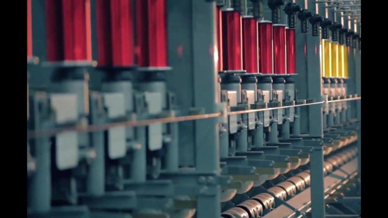 как делают ткани для Анна Верди