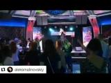выступление Алекса Малиновского в клубе Ленинград
