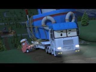 Робокар Поли - Все серии мультика - Сборник 12