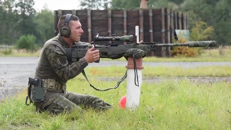 Snipers Training - Shooting the Superb HK G28, XM2010, Sako TRG, M110 Sniper Rifles