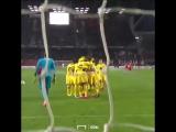 ПСЖ как будто играет FIFA18