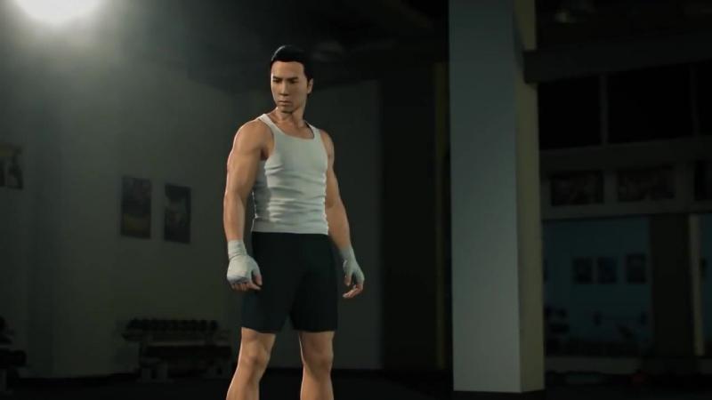 Донни Йен (Donnie Yen) VS Брюс Ли (Bruce Lee)