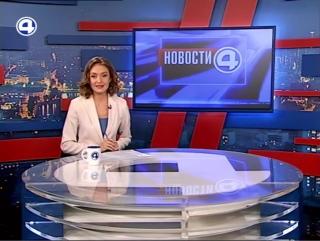 Сюжет 4 канала о съемке в Театре оперы и балета