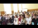 MVI_5583в школе № 109 концертная программа Аты-Баты, шли солдаты оркестра Лад