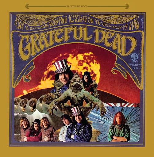 Grateful Dead альбом The Grateful Dead (50th Anniversary Deluxe Edition)