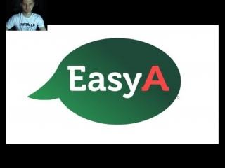 Live: easyA #ценаслова21