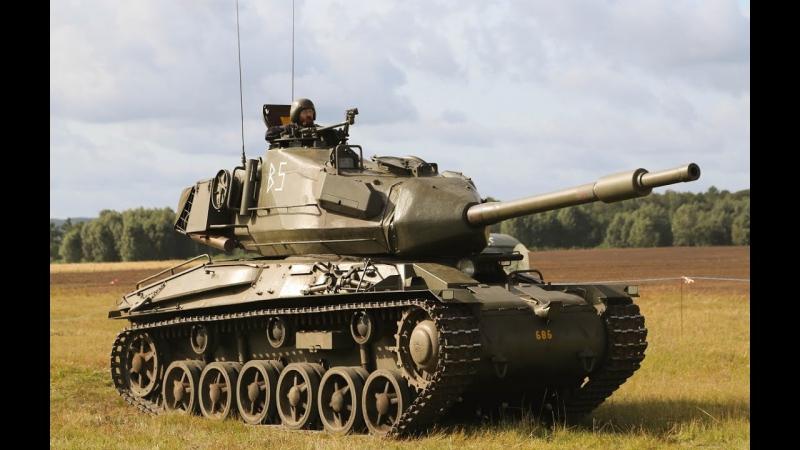 Загляни в Stridsvagn 74. В командирской рубке. Часть 2 [World of Tanks]
