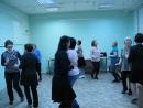 Замечательная зачетная работа инструкторов оздоровительных танцев. Учим две новые кадрили Лены Уситвиной.