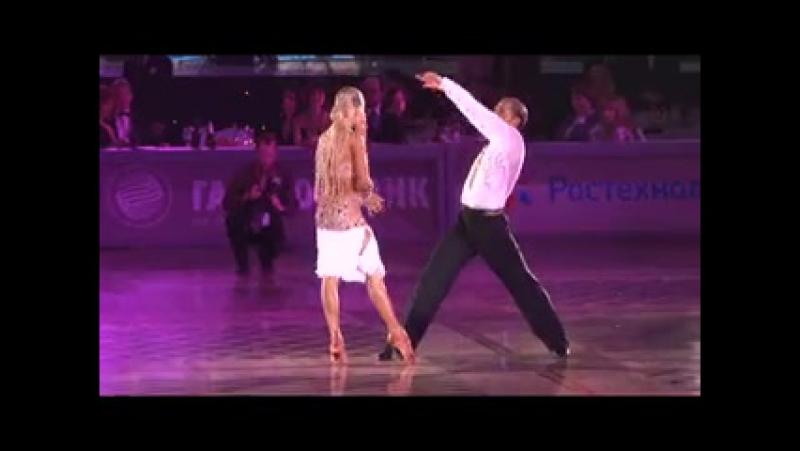 Чемпионы Мира-2011. Рикардо Кокки и Юлия Загоруйченко