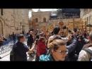 🇷🇸☦Срби у Јерусалиму Испред уласка у храм Васкрсења Христовог