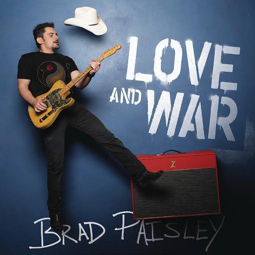 Brad Paisley альбом Love and War