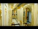 Дорого-богато: в уральском вузе появился позолоченный туалет