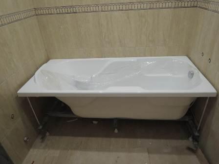 Демонтаж ванны – картинка 2