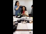 NEW VIDEO -Her broken neck doesn't stop her )) Be safe and get well soon ParineetiChopra