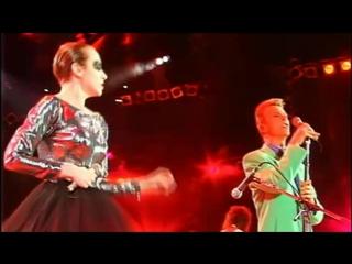 Annie Lennox  David Bowie - Under Pressure