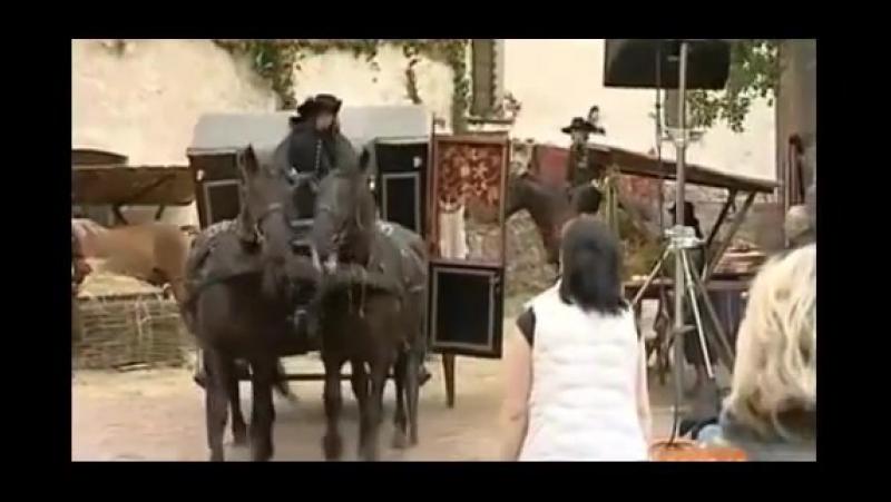 Три мушкетёра сериал анонс