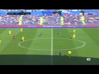Испания ЛаЛига Хетафе - Вильярреал 4:0 обзор  HD